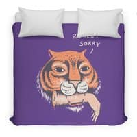 Really Sorry - duvet-cover - small view