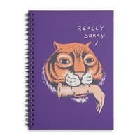 Really Sorry - spiral-notebook - small view