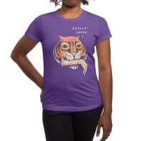 Really Sorry - womens-regular-tee - small view