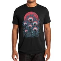 lurking forest - mens-extra-soft-tee - small view