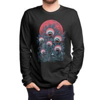 lurking forest - mens-long-sleeve-tee - small view
