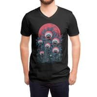 lurking forest - vneck - small view
