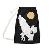 Howling At Night - laundry-bag - small view