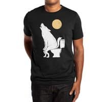 Howling At Night - mens-extra-soft-tee - small view