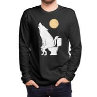 Howling At Night - mens-long-sleeve-tee - small view