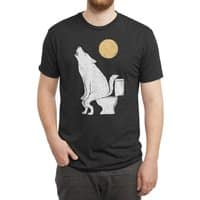 Howling At Night - mens-triblend-tee - small view
