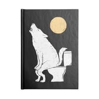 Howling At Night - notebook - small view