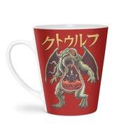 Kaiju Cthulhu - latte-mug - small view