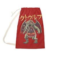 Kaiju Cthulhu - laundry-bag - small view