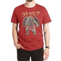 Kaiju Cthulhu - mens-extra-soft-tee - small view