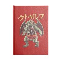 Kaiju Cthulhu - notebook - small view