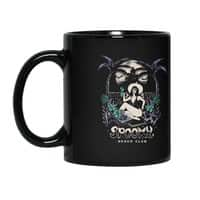 Spooky Beach - black-mug - small view