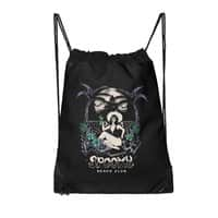 Spooky Beach - drawstring-bag - small view
