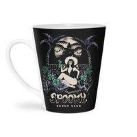 Spooky Beach - latte-mug - small view