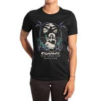 Spooky Beach - womens-extra-soft-tee - small view