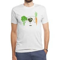 Skip Dessert - mens-triblend-tee - small view