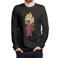 IDLE HANDS - mens-long-sleeve-tee - small view