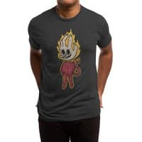 IDLE HANDS - mens-triblend-tee - small view