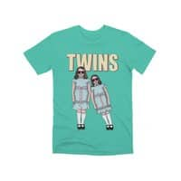 Twins, 1980/1988 - mens-premium-tee - small view
