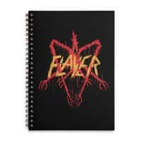 Mind Flayer - spiral-notebook - small view