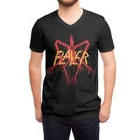 Mind Flayer - vneck - small view