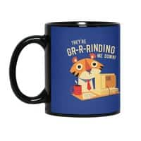 GR-R-Rinding Me Down - black-mug - small view