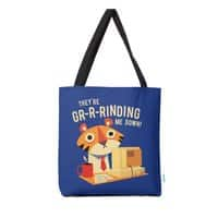 GR-R-Rinding Me Down - tote-bag - small view
