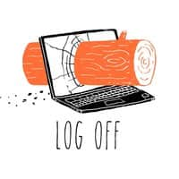 Log Off - small view