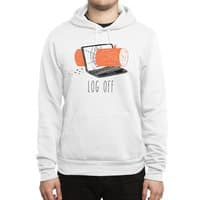 Log Off - hoody - small view
