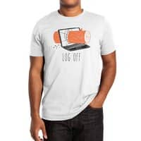 Log Off - mens-extra-soft-tee - small view