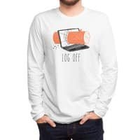 Log Off - mens-long-sleeve-tee - small view