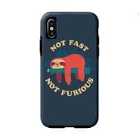 Not Fast, Not Furious - double-duty-phone-case - small view