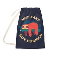 Not Fast, Not Furious - laundry-bag - small view