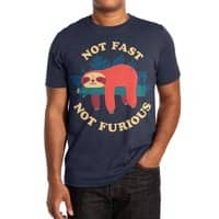 Not Fast, Not Furious - mens-extra-soft-tee - small view