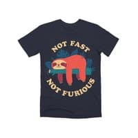 Not Fast, Not Furious - mens-premium-tee - small view