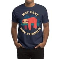 Not Fast, Not Furious - mens-regular-tee - small view