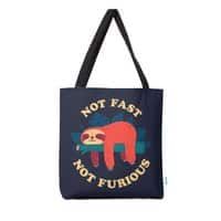 Not Fast, Not Furious - tote-bag - small view