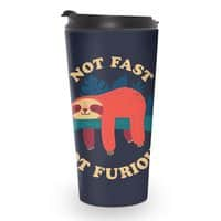 Not Fast, Not Furious - travel-mug - small view