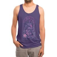 Corridors of time - mens-triblend-tank - small view
