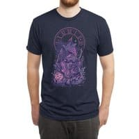 Corridors of time - mens-triblend-tee - small view