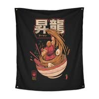 Spicy Shoryu Noodles - indoor-wall-tapestry-vertical - small view