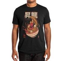 Spicy Shoryu Noodles - mens-extra-soft-tee - small view