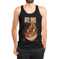 Spicy Shoryu Noodles - mens-jersey-tank - small view