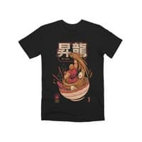 Spicy Shoryu Noodles - mens-premium-tee - small view