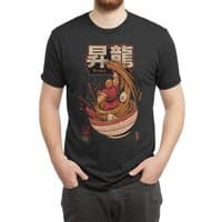 Spicy Shoryu Noodles - mens-triblend-tee - small view