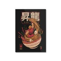 Spicy Shoryu Noodles - vertical-mounted-acrylic-print - small view