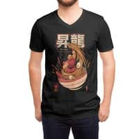 Spicy Shoryu Noodles - vneck - small view
