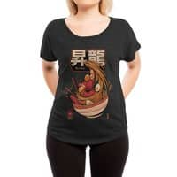 Spicy Shoryu Noodles - womens-dolman - small view