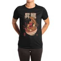 Spicy Shoryu Noodles - womens-extra-soft-tee - small view