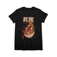 Spicy Shoryu Noodles - womens-premium-tee - small view